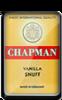 Chapman Vanilla