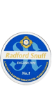Radford Snuff English Type